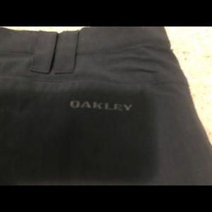 Oakley Shorts - Oakley mens blackout take pro shorts